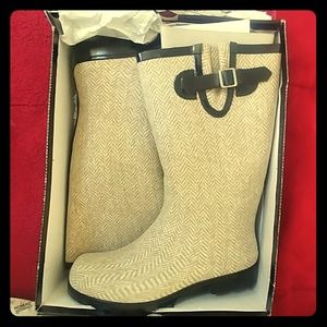 Nomad Rain Boots **New in Box**